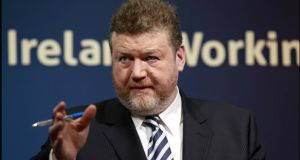 Minister for Health James Reilly orders communications campaign following weeks of controversy over medical cards. Photograph: Brenda Fitzsimons
