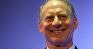 Former US special envoy Dr Richard Haass will travel to Dublin today where he will meet Taoiseach Enda Kenny at Government Buildings. Photograph: Paul Faith/PA Wire