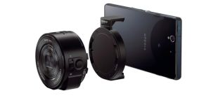 Sony DS CQX camera