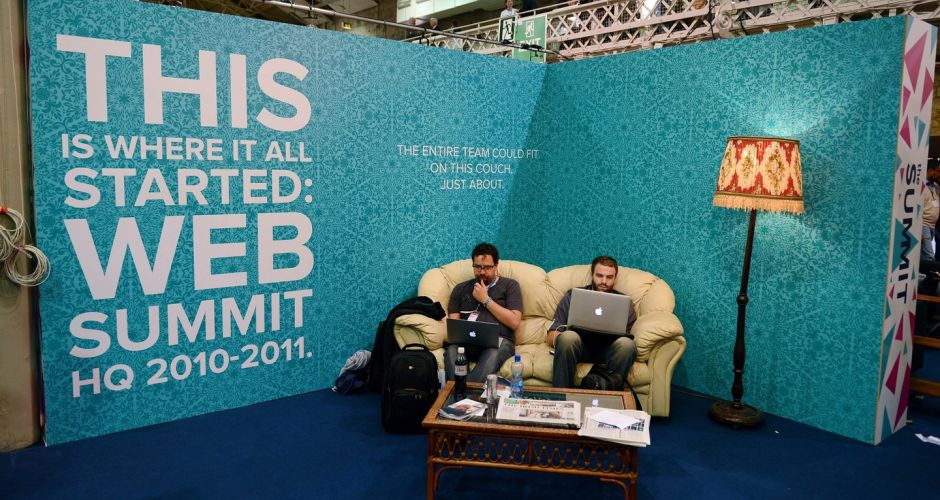 Dublin Web Summit Day 1