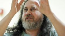 Public not Facebook users but 'Facebook used' - Stallman