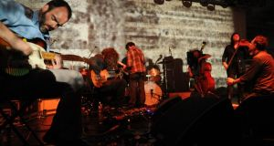 'Weird thing': Polaris winners GodSpeed You! Black Emperor