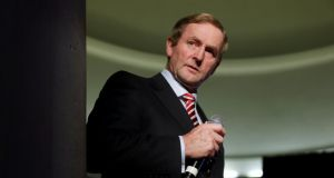 Enda Kenny: it could be unwise to make any 'mission accomplished' statement. Photograph: PA