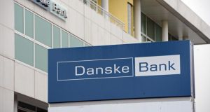Danske, which has 100,000 personal and 10,000 business customers, was the second bank in a week to announce plans to close. Photograph: Eric Luke/The Irish Times