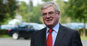 """The troika leaving is Labour's way – Frankfurt's way was having the troika still with us,"" Tánaiste said."