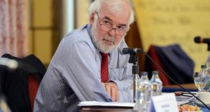 "Chairman of the convention Tom Arnold said the issue of blasphemy would be discussed today  (Sat)  at a meeting in Malahide, Co Dublin.  and  Tomorrow, it  the convention  would begin discussing the 500 submissions which would be categorised under ""four or five manageable headings by our academic and legal experts""."