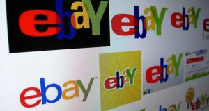 Ebay said it dedicated thousands of staff to policing the site. Photograph: Reuters