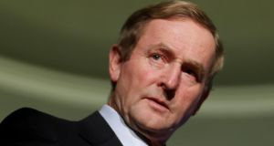 Taoiseach Enda Kenny who said last night that: 'nobody, and I repeat nobody, is required to pay the 2014 property tax in 2013.'