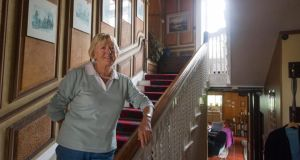 Helen Keane in the Red House, Youghal