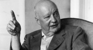 German-born composer Paul Hindemith (1895-1963). Photograph: Erich Auerbach/Getty Images