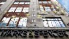 Marks & Spencer posted a ninth straight quarterly fall in clothing sales yesterday. REUTERS/Andrew Winning