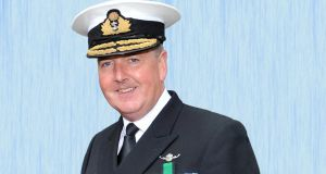 Commodore Mark Mellett will become the most senior Naval Irish Officer in the history of the State when he takes over his appointment as Deputy Chief of Staff (Support) of the Defence Forces.