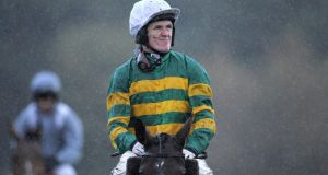 Tony McCoy. Photograph:   Tim Ireland/PA Wire.