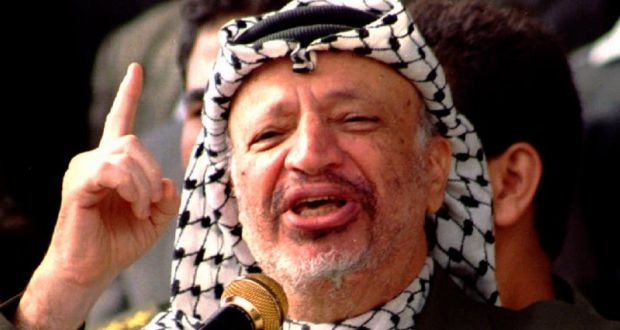 yasser arafat poisoned with polonium tests show