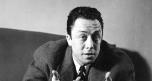 Albert Camus: formidable gifts of analysis and lucidity