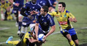 Castres' outhalf Remi Tales will start against the All Blacks.
