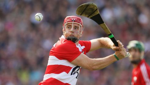 2013 GAA/GPA Hurling All-Star No 1: Cork goalkeeper Anthony Nash. Three Cork players made this year's selection. Photograph: Cathal Noonan/Inpho