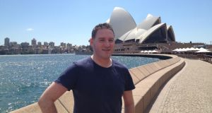 Irish in Australia: Paul Quinn in Sydney