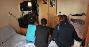 Lack of space, privacy and dignity. Direct provision shames Ireland. Photograph:  Daragh Mc Sweeney/Provision