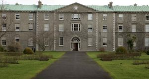 NUI Maynooth: venue for book launch. Photograph: David Sleator