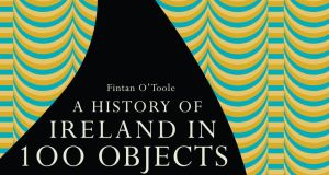 A History of Ireland in 100 Objects – an Irish Times project and now the basis of a series of exciting classroom lesson plans