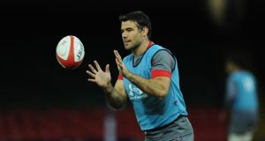 Wales player Mike Phillips is currently without a club. Photograph:  Stu Forster/Getty Images