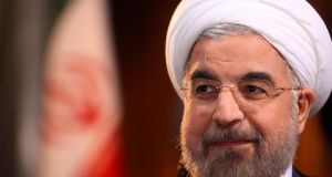 The fundamental reason behind the shift in policy is believed to be the election this summer of Hassan Rouhani (above) as Iranian president. A former chief nuclear negotiator for Iran, Rouhani is perceived as a relative moderate in Iran's Islamic political regime. Photograph: Reuters