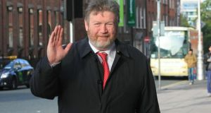 Minister for Health James Reilly is expected to seek Cabinet approval shortly for two urgent care centres in Dublin that will deal with less serious cases and ensure the new hospital is not overburdened with minor cases. Photograph: Gareth Chaney/Collins