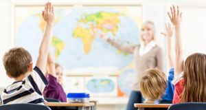 education classroom size for weekend istock