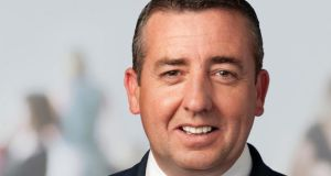 Ciaran Lynch: chairman of the Oireachtas finance committee