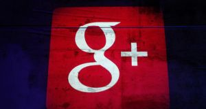 The Google Plus logo. The new type of ads will draw information from the more than 540 million members of Google Plus, the social networking site set up by the company in 2011