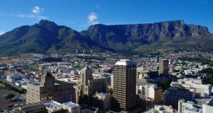 While in South Africa, Trinity College will meet with the University of the Western Cape and the Council for the Advancement of the South African Constitution about the Irish government's new Kader Asmal Fellowship Programme. Photograph: Tim Graham