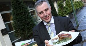 Denis O'Riordan, marketing director, Kerry Foods: identified cheese snacking as a category for development