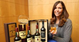 Claire Tolan, US regional director, Irish Distillers: Jameson sold four million cases globally in 2012