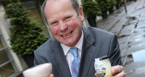 Nicholas Dunne, Killowen Farm: sourcing local fruit for their products has increased business with local retailers
