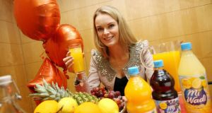 Dee Cunniam, senior brand and activation manager, MiWadi, Britvic Ireland: MiWadi number one dilute brand