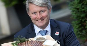 Eoin Ryan, sales and marketing manager, ABP Ireland: developed Specially Selected Irish Angus beef ranges