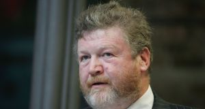 Minister for Health Dr James Reilly. Photograph: Alan Betson/The Irish Times