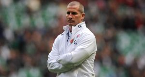 "England coach Stuart Lancaster: ""If we want to be genuine World Cup contenders we've got to have the belief we can win these games,"" he says. Photograph: Getty Images"