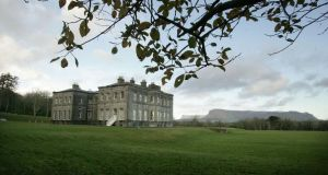 Lissadell House in Co Sligo, which is owned by barristers Constance Cassidy  and Edward Walsh.  Photograph: Alan Betson