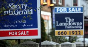 Friends First chief economist Jim Powerwarned that early signs of recovery in the Dublin property market are not reflective of the country as a whole. Photograph: Eric Luke/The Irish Times