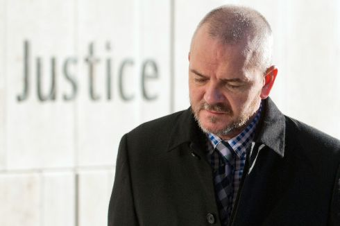 Thomas Byrne pleaded not guilty to charges of theft and fraud from clients to the value of €50 million. Photograph: Collins Courts