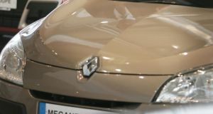 Renault was ranked fifth in terms of sales in the Irish new car market last year