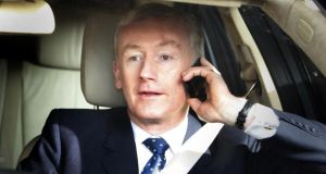 "Former RBS chief executive Fred Goodwin: big energy companies were warned they were facing a ""Fred the Shred"" moment"