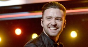 'You couldn't listen to a radio programme in recent days without hearing Justin Timberlake accused of murdering The Auld Triangle, Dominic Behan's classic jail ballad. In the ears of some purists, he might as well have killed Luke Kelly too while he was at it: so inextricably linked is the latter with Behan's song.'  Photograph:  Getty Images/Kevin Winter