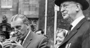 The 1960s saw a change in direction of economic policy under Sean Lemass from that of his predecessor  Eamon de Valera