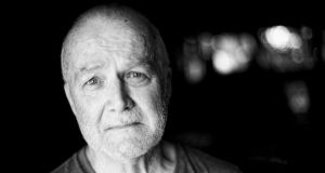 Russell Banks: his narrators are people who convince us of their pain and, often, their anger. Photograph: Oscar Hidalgo/New York Times