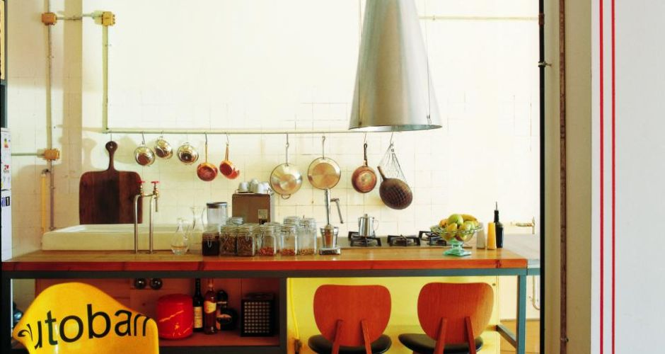 Engine rooms: the modern kitchen