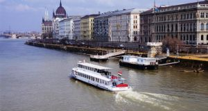 Take a cruise on Danube in Budapest