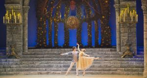 Ruslan Savdenov and Natalia Domracheva suggest love for the ballet itself as much as for the lead characters